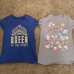 Children's Place T-Shirt Bundle
